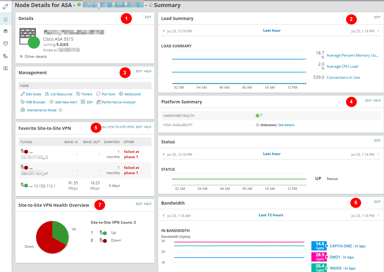 NPM 12 2 and NCM 7 7 feature: Network Insight for Cisco ASA