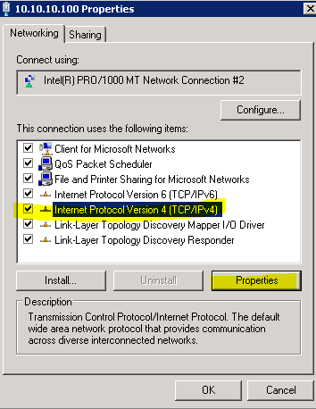 Disable Netbios UDP 137 traffic