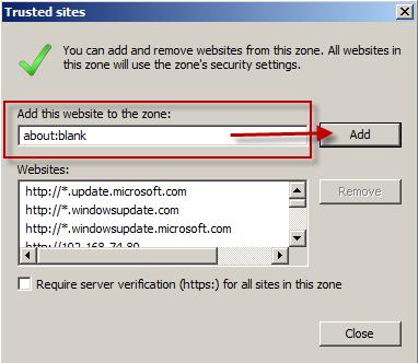 Calendar Date/Time format disabled when using Internet Explorer