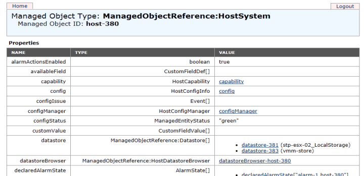 Troubleshooting Guide for Hardware Health for ESX host