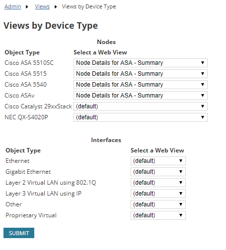 Network Insight for ASA views not available after upgrade to NPM 12 2