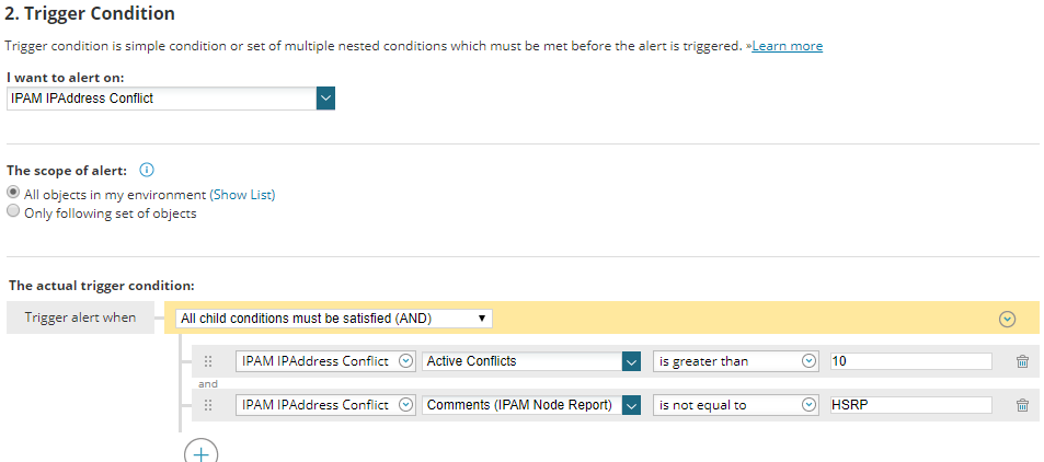 IPAM IP Address conflict - HSRP